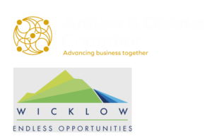 Image of Arklow Chamber of Commerce Logo and Wicklow Endless Opportunities Logo