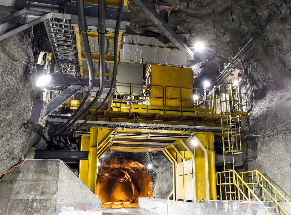 Image of Underground Mine
