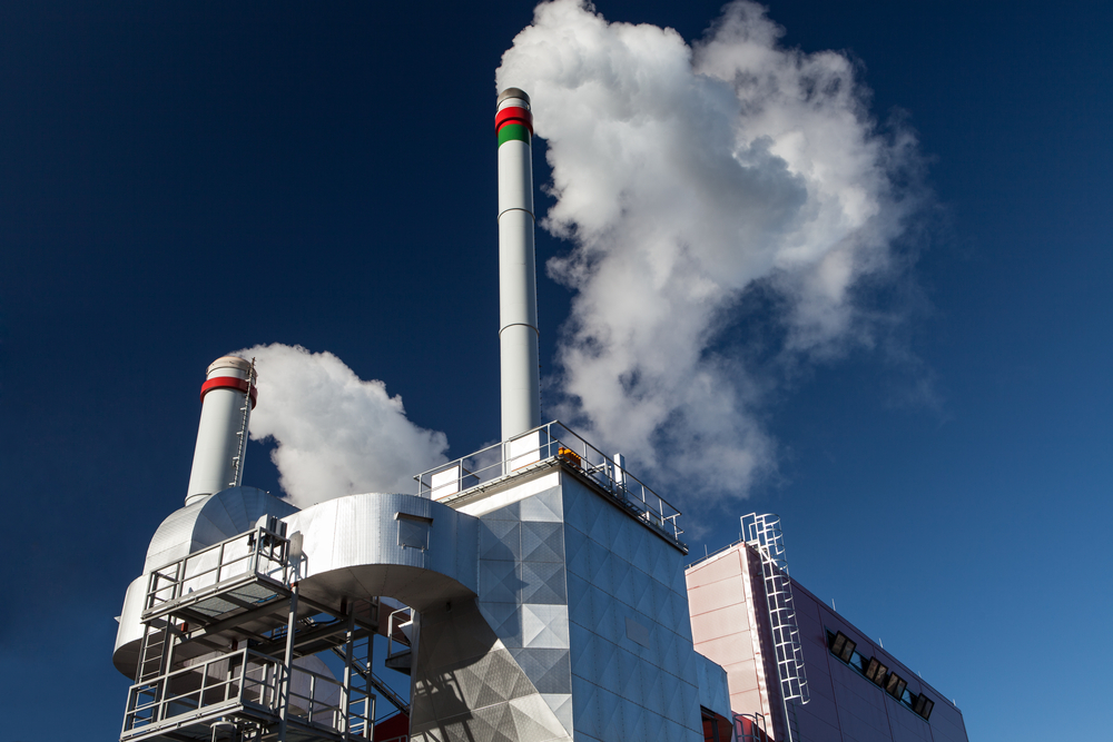 Image of Biomass Plant